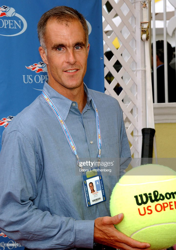 2004 US Open - Red Carpet Event for Celebrities and VIPs During Women's Single