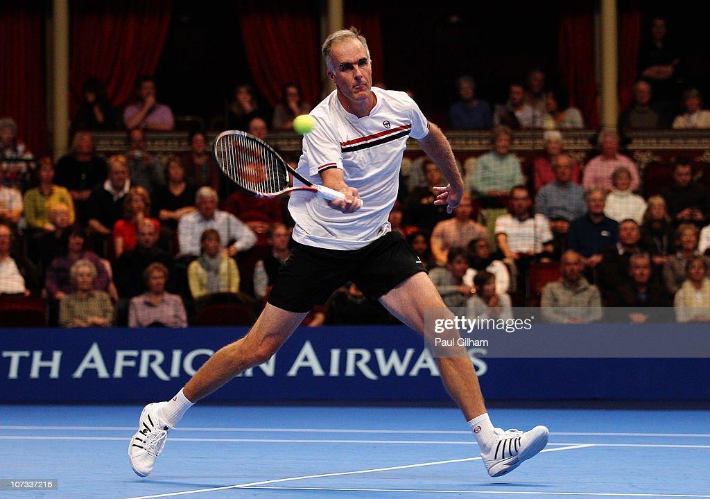 AEGON Masters Tennis - Day Six