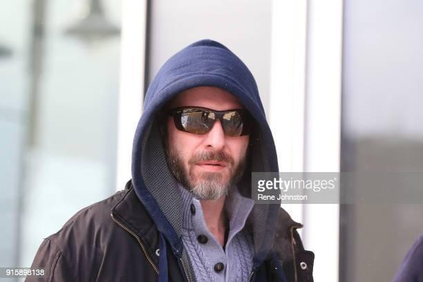 OSHAWA ON FEBRUARY 8 Todd McArthur Todd McArthur son of Bruce McArthur leaves court in Oshawa court today 150 Bond St East OshawaFebruary 8 2018