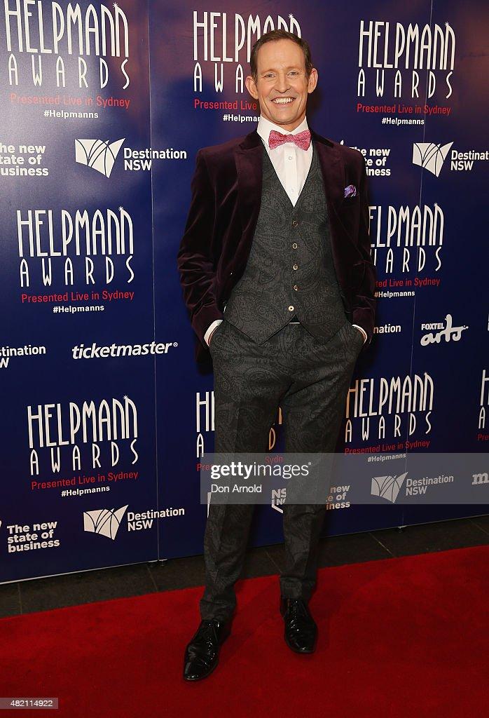 2015 Helpmann Awards - Arrivals