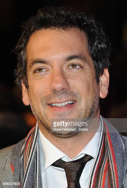 Todd Philips attends the premiere of Due Date at Empire Leicester Square