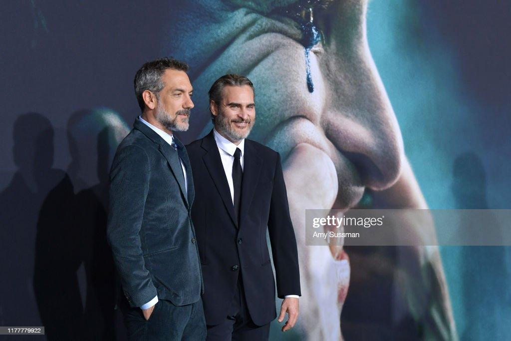 "Premiere Of Warner Bros Pictures ""Joker"" - Arrivals : News Photo"