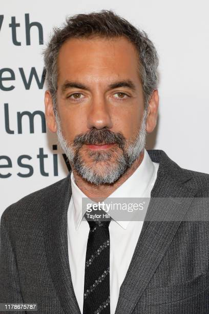 Todd Phillips attends a New York screening of Joker during the 57th annual New York Film Festival at Alice Tully Hall Lincoln Center on October 02...