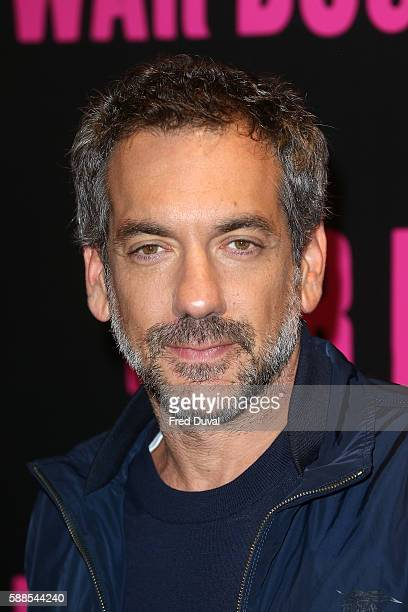 Todd Phillips attends a special Screening of War Dogs at Picturehouse Central on August 11 2016 in London England