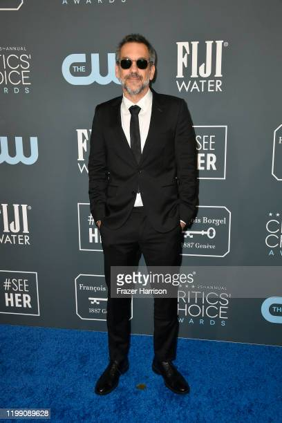 Todd Phillips attends the 25th Annual Critics' Choice Awards at Barker Hangar on January 12 2020 in Santa Monica California