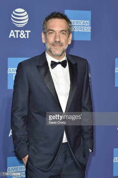 Todd Phillips attends the 31st Annual Palm Springs International Film Festival Gala at Palm Springs Convention Center on January 02 2020 in Palm...