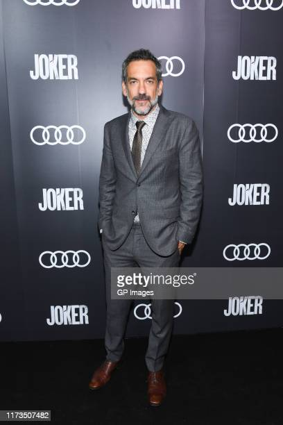 Todd Phillips attends the Audi Canada postscreening reception for Joker during the Toronto International Film Festival at Patria on September 10 2019...