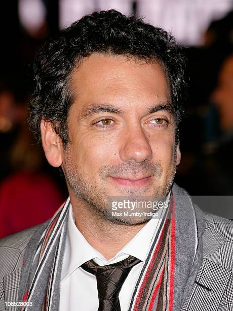 Todd Phillips attends the 'Due Date' Premiere at The Empire Cinema Leicester Square on November 3 2010 in London England