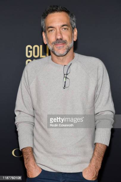 Todd Phillips attends the HFPA and THR Golden Globe Ambassador Party at Catch LA on November 14 2019 in West Hollywood California