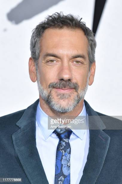 Todd Phillips attends the premiere of Warner Bros Pictures Joker on September 28 2019 in Hollywood California