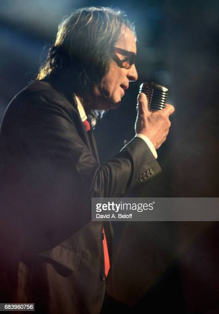 Todd Rundgren performs live at The Sandler Center for the Performing Arts on May 16 2017 in Virginia Beach Virginia