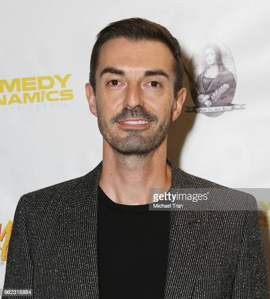 Todd Savvas attends the Los Angeles premiere of Comedy Dynamics' The Fury Of The Fist And The Golden Fleece held at Laemmle's Music Hall 3 on May 24...