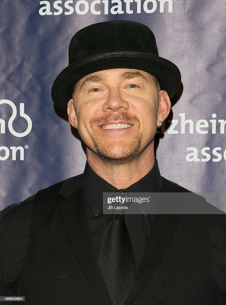 Todd Schroeder attends the 23rd Annual 'A Night At Sardi's' To Benefit The Alzheimer's Association at The Beverly Hilton Hotel on March 18, 2015 in Beverly Hills, California.