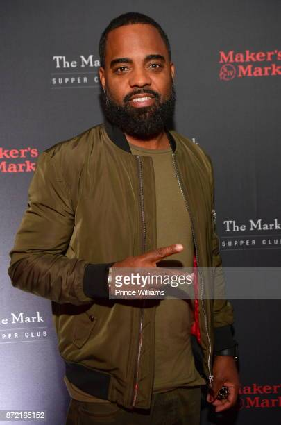 Todd Tucker attends the Mark Supper Club at OLG on November 8 2017 in Atlanta Georgia