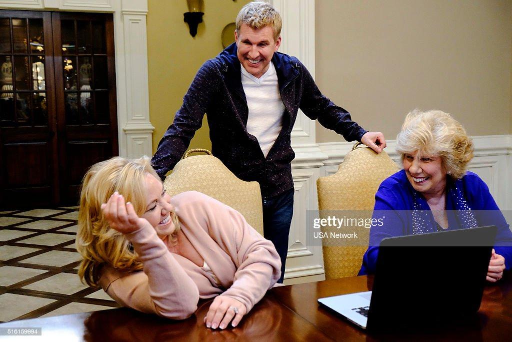 Chrisley Knows Best 2020.Best Todd Unleashed Episode 404 Pictured Julie