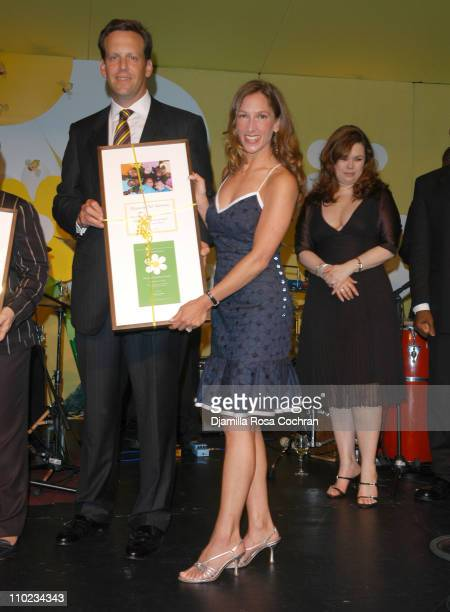 Todd Waterman and Allison Waterman during 'BuildABear Workshop' at Fresh Air Fund Spring Gala 2005 Inside at Tavern on the Green in New York City New...
