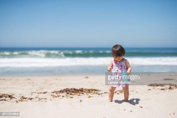 Toddler Beach Summer