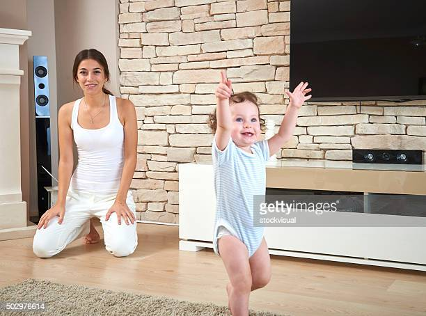 Toddler's Steps