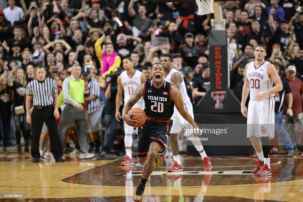 Oklahoma v Texas Tech : News Photo