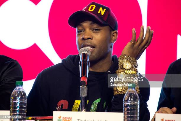 Todrick Hall at RuPaul's DragCon 2019 at The Jacob K Javits Convention Center on September 08 2019 in New York City