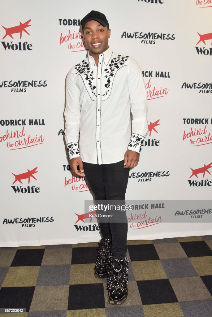 Behind The Curtain: Todrick Hall Screening in New York