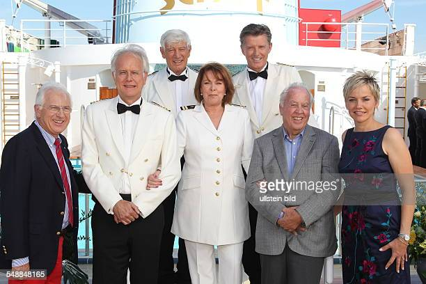 Toegel HansJuergen Director Germany Presenter Harald Schmidt Actress Heide Keller Producer Wolfgang Rademann Presenter Inka Bause Actor Siegfried...