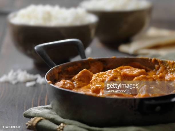 tofu curry with rice and naan bread - meat substitute stock pictures, royalty-free photos & images