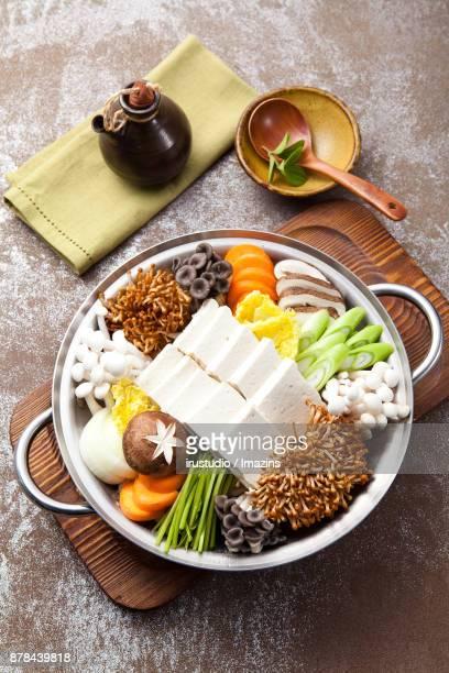 Tofu hotpot (Korean dish)