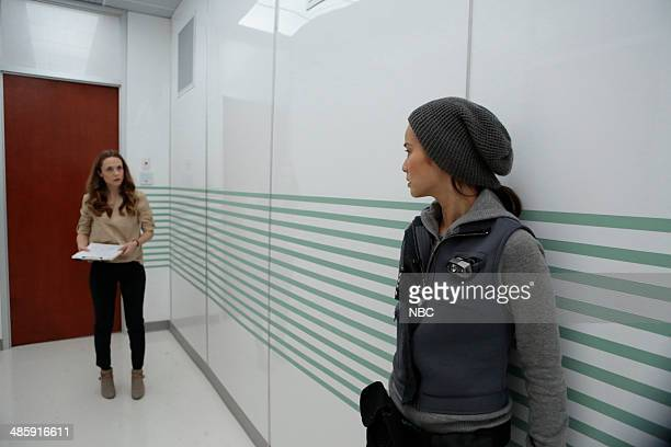 BELIEVE Together Episode 109 Pictured Kerry Condon as Zoe Boyle Jamie Chung as Janice Channing