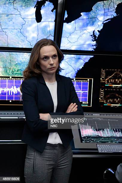 BELIEVE Together Episode 109 Pictured Kerry Condon as Zoe Boyle