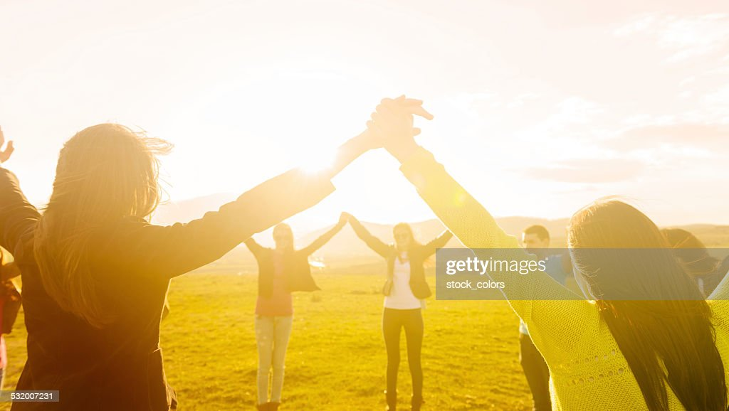 together for ever : Stock Photo