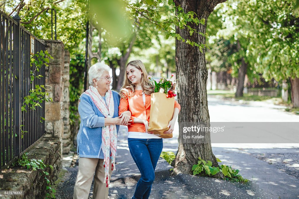 Together is easier : Stock Photo