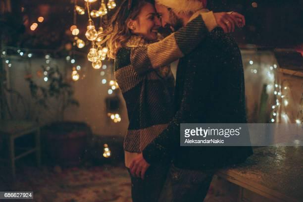 Together on Christmas Eve