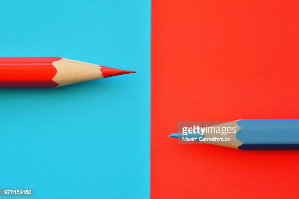 together too - pencil stock pictures, royalty-free photos & images