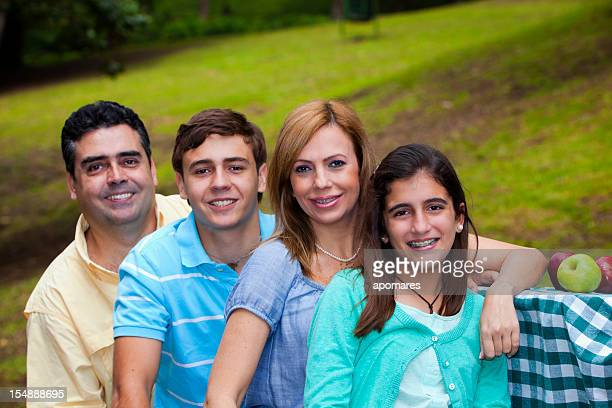 Togetherness - Happy family