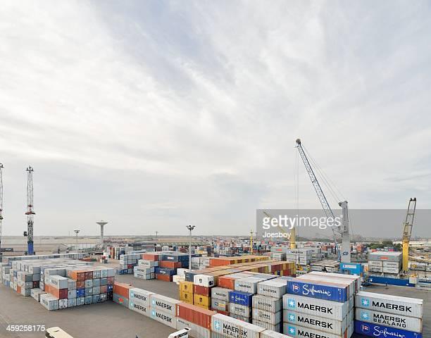 Togo Harbor Freight Yard