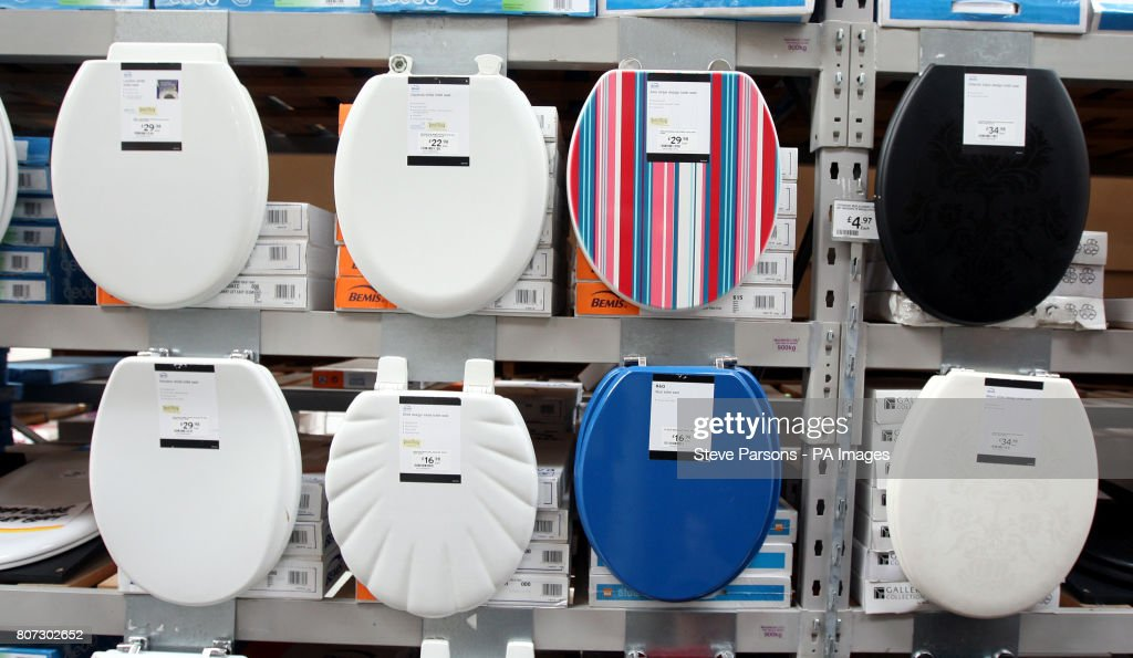 Miraculous Toilet Seats On Sale At The Bq Store In Hayes Middlesex Gmtry Best Dining Table And Chair Ideas Images Gmtryco