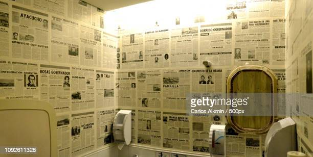 #toiletsoftheworld - Toilet of a cool argentinian steakhouse in