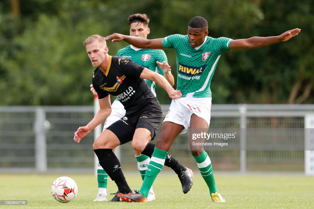 Telstar v fc dordrecht club friendly pictures getty images