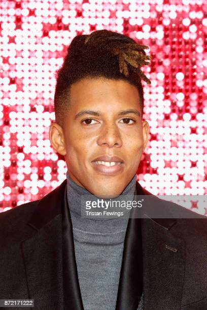 Tokio Myers arriving at the ITV Gala held at the London Palladium on November 9 2017 in London England