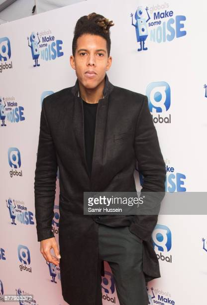 Tokio Myers attends Global's Make Some Noise night at Supernova on November 23 2017 in London England