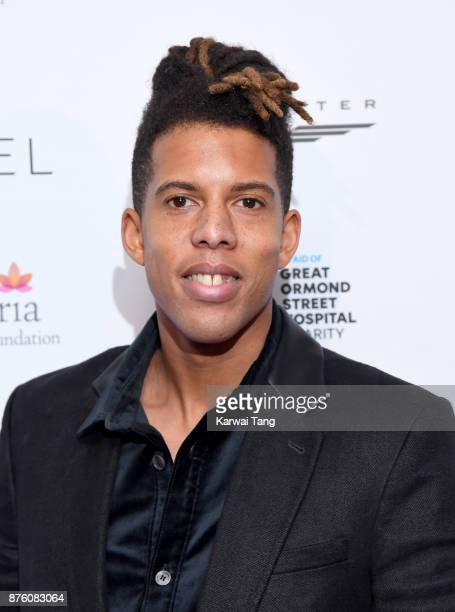 Tokio Myers attends The Global Gift gala held at the Corinthia Hotel on November 18 2017 in London England