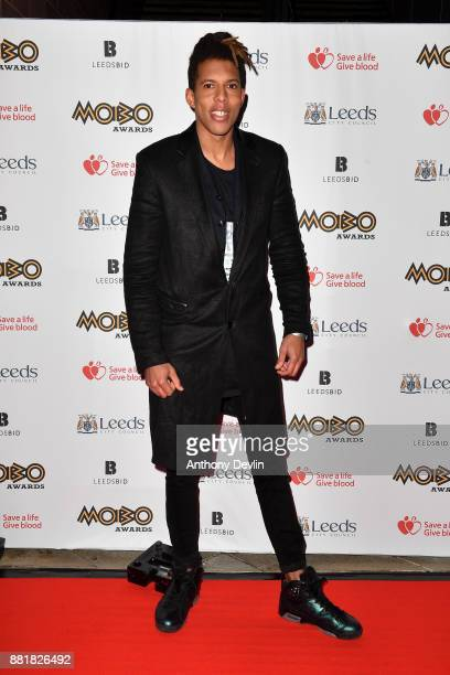 Tokio Myers attends the MOBO Awards at First Direct Arena Leeds on November 29 2017 in Leeds England