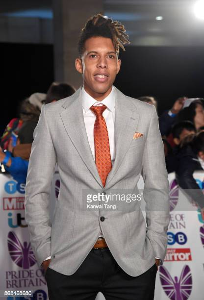 Tokio Myers attends the Pride Of Britain Awards at the Grosvenor House on October 30 2017 in London England