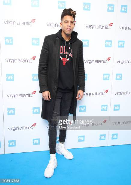 Tokio Myers attends 'We Day UK' at Wembley Arena on March 7 2018 in London England