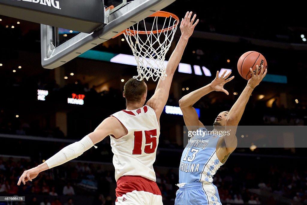 NCAA Basketball Tournament - West Regional - Los Angeles