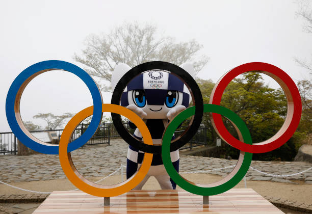 JPN: Tokyo Olympics 100 Days To Go