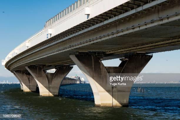 Tokyo Aqua-Line (Trans Tokyo Bay Highway)
