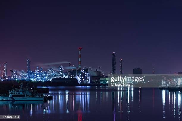 tokyo bayside 02:30 - 川崎市 ストックフォトと画像