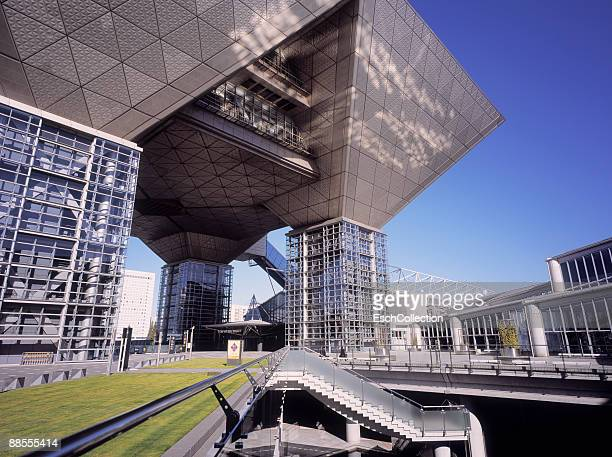 Tokyo Big Sight building, Tokyo, Japan.